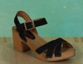 Schuhe, 1207-191, nubuck-schwarz