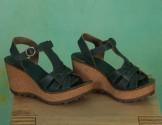 Schuhe, Gile, nilegreen
