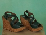 Schuhe, Heva, nilegreen