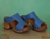 Schuhe, Rhia, mousse-smurf-blue