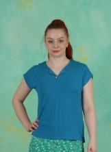 T-Shirt, Glorious, blue