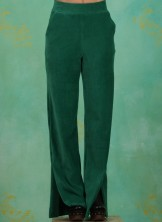 Hose, Dance Swan Rib, green