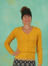 Cardigan, Tourment D`amour, yellow