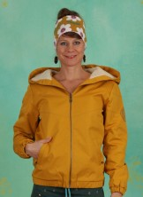 Jacke, Just For You, yellow
