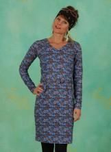 Kleid, 21W7285, blue-multi