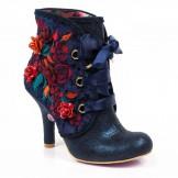 Schuhe, Autumn Harvest, blue