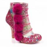 Schuhe, Slumber Party, peach