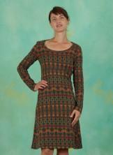 Kleid, Dress Bird, spruce