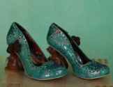Schuhe, Nibbles McNutty, green