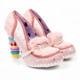 Schuhe, Macka Ron, pink