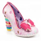 Schuhe, Little Kisses, pink