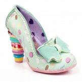 Schuhe, Little Kisses, mint