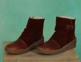 Schuhe, Acid, rug-oil-brick