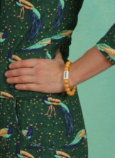 Armband, Mini Goldy Inspire, gold