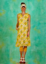 Kleid, Winnie Warmlove, daisy-yellow