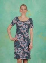 Kleid, Crystel, multi-pink
