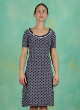 Kleid, Carolien, teal-blue