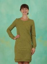 Kleid, Enif, green