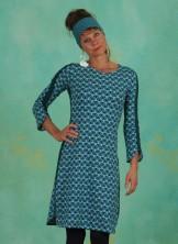 Kleid, W20E24, blue-multi