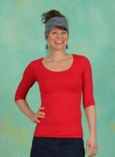 Shirt, Zaza-3-2, rouge