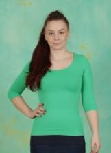 Shirt, Zaza-3-2, vert-italian