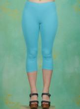 Leggins, Jenny-3-2, bleu-turquoise