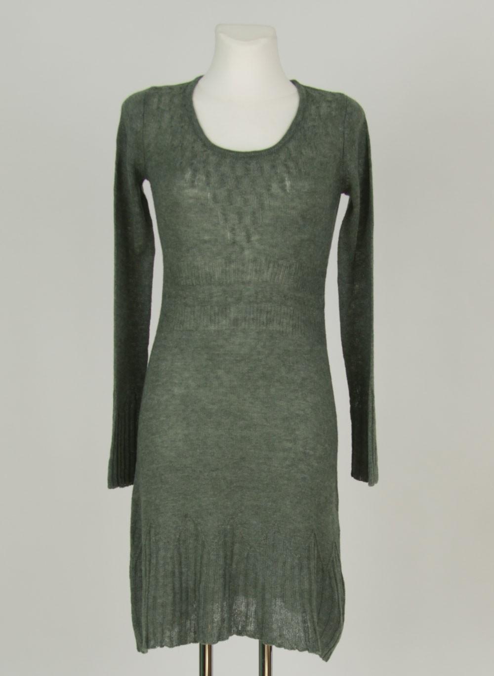 noa noa herbst kleid vintage knit light pine ey linda online shop. Black Bedroom Furniture Sets. Home Design Ideas