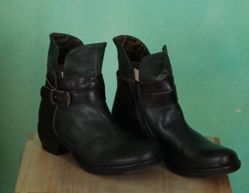 online retailer 5b2db 15a41 Fly - London - Herbst - Schuhe, Main, petrol-black - ey ...