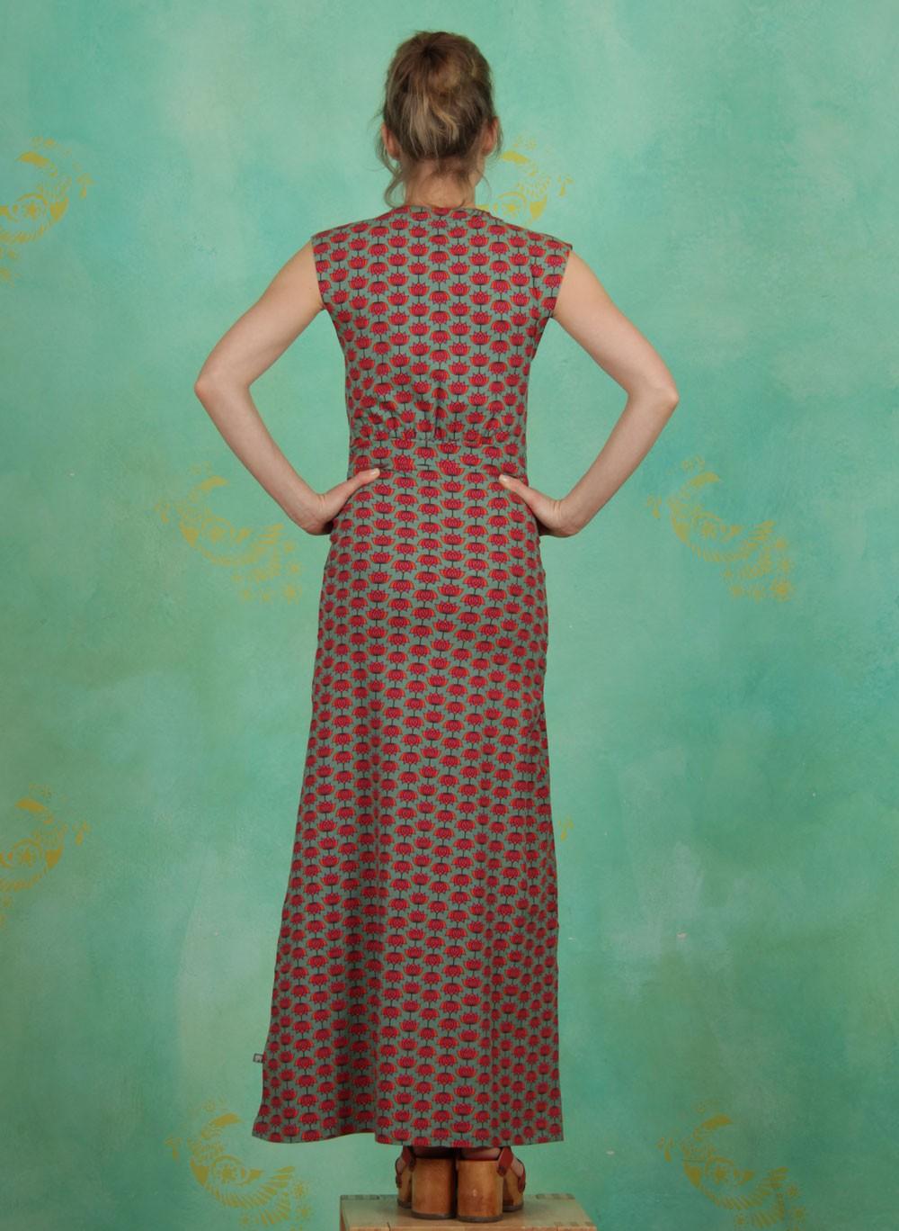 Tranquillo - Frühling - Kleid, Denise, green - ey Linda Online Shop aa342350ba