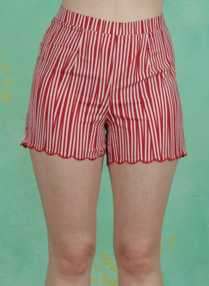 Shorts, Some Kind Of Wonderful Shorts, trot-the-fox-stripes