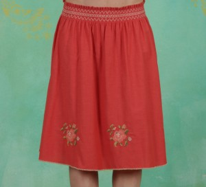 Rock, Do You Love Me Skirt, lisas-red-passion