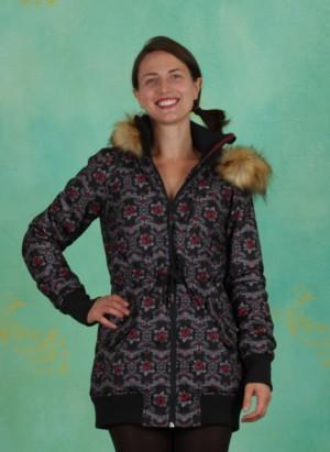 Mantel, Schneewoelkchen Longjacket, lady-love