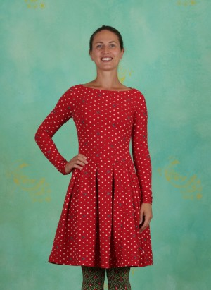 Kleid, True Romance Robe, dots-of-love