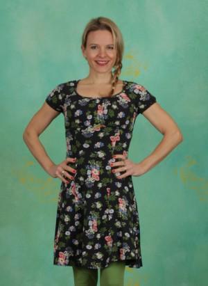 Kleid, Swing Along Dress, vagabund-flowers