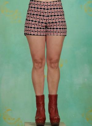 Shorts, Hallali Peep Pants, fix-and-foxy