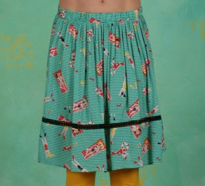 Rock, Summerbreeze Daydream Skirt, bathing-beauty