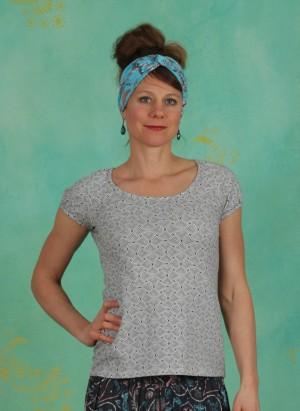 Shirt, Strandhaus Romance Tee, sea-shells
