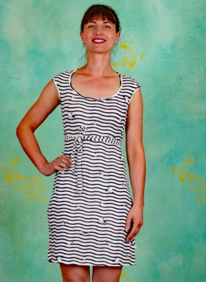 Kleid, Swimmingpool Rendezvouz Dress, pick-me-up