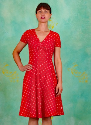 Kleid, Hot Knot Summer Robe, wanderlust