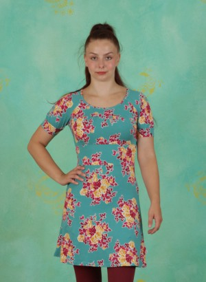 Kleid, La Petite Robe, super-retro-bouquet