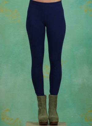 Leggins, Logo Leggings, back-to-blue