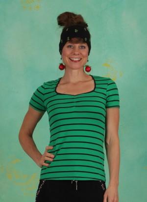 Shirt, Breton Heart Tee, jolly-stripes