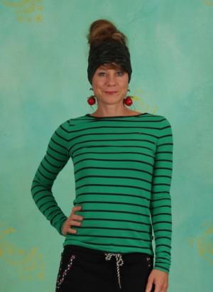 Shirt, Breton Marine Longsleeve, jolly-stripes