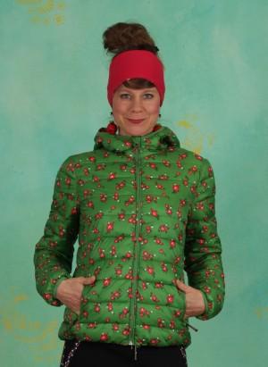 Jacke, Luft und Liebe Jacket, green-roses