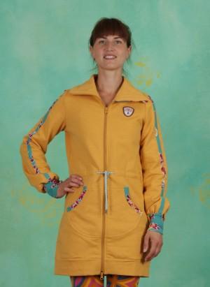 Zipper, Sister Next Door Longjacket, retro-yellow