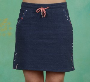 Rock, Sporty Sister Skirt, retro-blue
