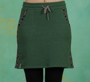 Rock, Sporty Sister Skirt, retro-green