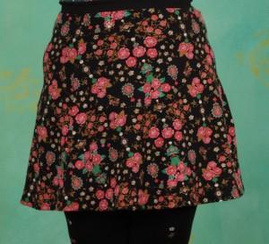 Rock, Supernatural Skirt, gracious-gala