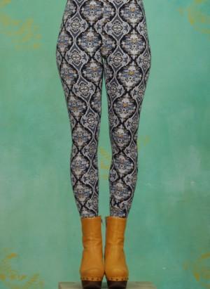 Leggins, Fantastic Mind Legs, silky-snowflower