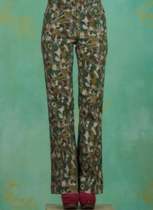 Hose, Wonderful Wilderness Pants, veggieflage